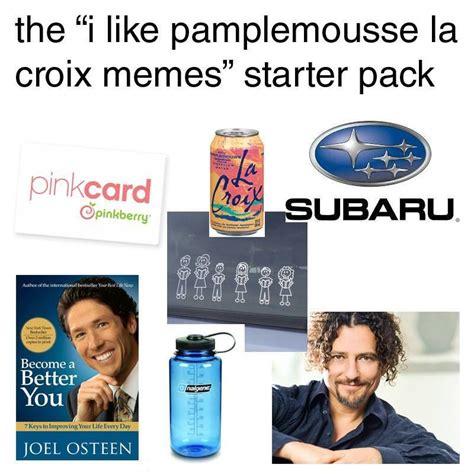 Lacroix Meme - there s a lacroix meme battle over which flavor is best