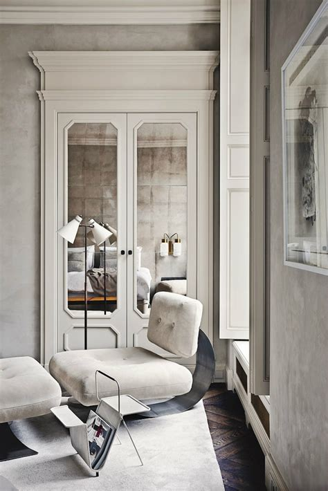 The Interiors Of The Parisian Apartments | gorgeous modern french interiors 40 pics decoholic