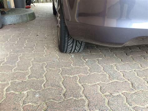 Motorrad Reifen Laufrichtung by Reifen Gegen Die Laufrichtung Montiert Andyrx