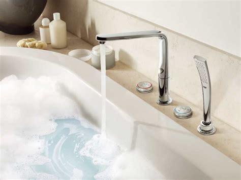 mitigeur de baignoire grohe ondus 174 veris digital mitigeur de baignoire by grohe