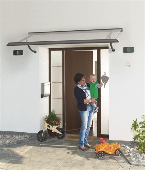 vordach aluminium vordach