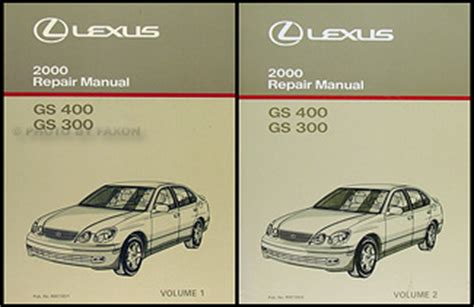 new 1995 lexus gs 300 repair manual set original oem gs300 shop service books 95 ebay 2000 lexus gs 300 and 400 shop manual set new gs300 gs400 repair service oem ebay