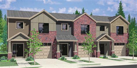multi family house multi family house plans triplex