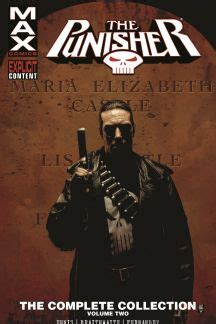 punisher max the complete collection vol 7 punisher max the complete collection vol 2 trade