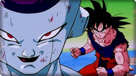 imagenes de goku y freezer especial fukkatsu no f goku vs freezer ahora estamos en