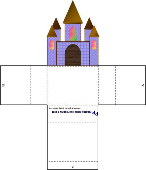 castle template 26 images of 3d castle template printable bosnablog