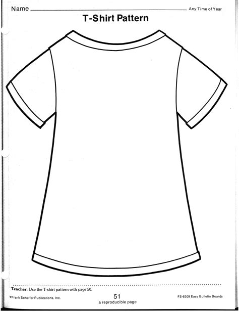 infant t shirt pattern free printable t shirt template for kids clipart best