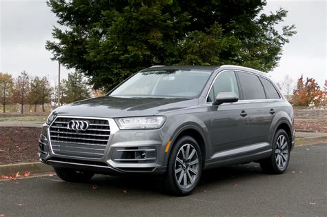 Audi 7 Seater Suv by Best 7 Passenger Suv 2017 Audi Q7 Best Midsize Suv