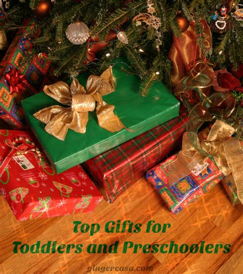 gifts for preschoolers top gifts for toddlers and preschoolers ages 2 4 2016