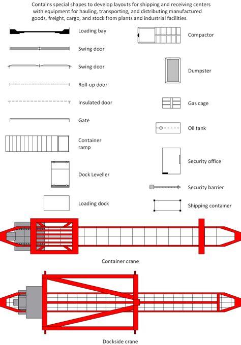 plant layout elements plant layout plans solution conceptdraw com