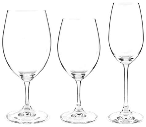 Comment To Win The Riedel Pink Vinum Wineglasses by Riedel Ouverture Set Of 12 Buy And White Wine