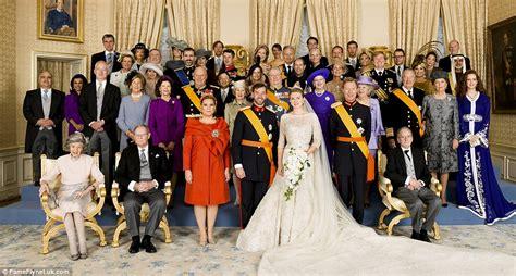 Tiara Floor Plan il matrimonio di guillaume di lussemburgo e stephanie de