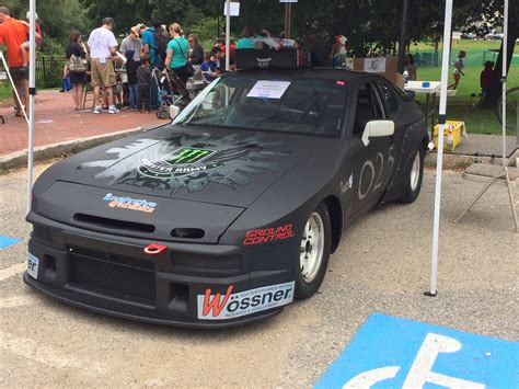 porsche 944 widebody caged race ready porsche 944 wide wr showroom