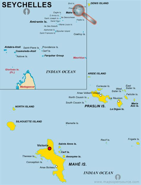 seychelles map free seychelles map map of seychelles free map of seychelles open source map of seychelles