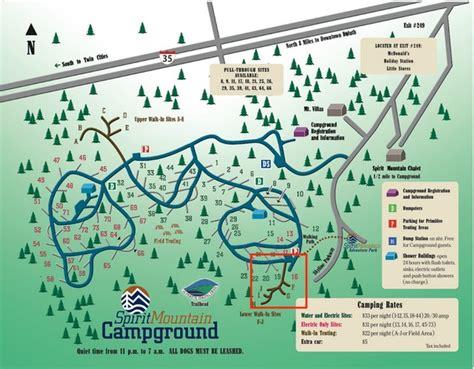 Spirit Mountain Gift Cards - spirit mountain cground 3 photos duluth mn roverpass