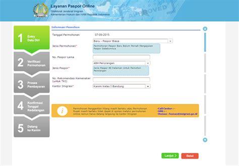pembuatan paspor online 24 halaman dimensi tutupbotol proses pembuatan paspor online part i