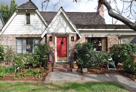 Sold Pasadena Home For Sale California English Cottage California Cottages For Sale