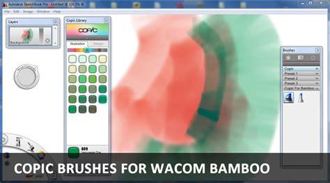 sketchbook pro mod sketchbookpro copic for bamboo by sangles on deviantart