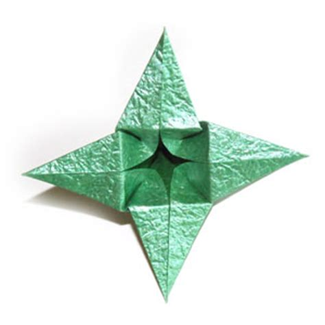 how to make a superior origami calyx with a wire stem page 21
