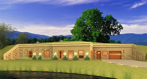 earth berm house plans earth sheltered home designs home design ideas