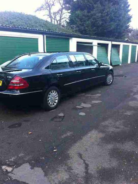 6 Door Mercedes by 2004 Mercedes Limousine E270 Cdi Elegance Diesel 6 Door