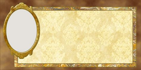 gold wedding border png image of wallverbs 10piece scroll photo frame