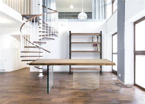 mesa comedor madera y cristal mesa de comedor de madera y cristal neri en 193 mbar muebles