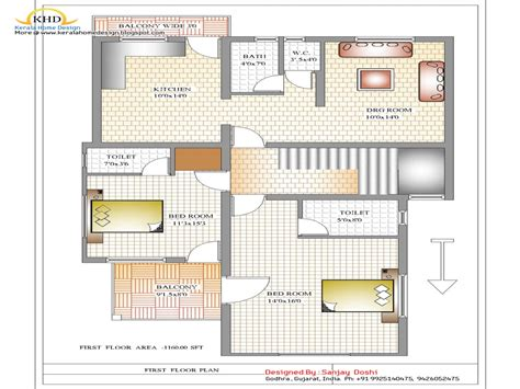 home design 9 x 10 duplex house designs floor plans small duplex house design