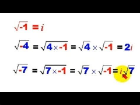 calcular la raiz cuadrada de un numero ra 237 z cuadrada de un n 250 mero negativo