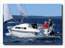 94 Hunter 26 sailboat for sale in Minnesota 26' Allmand