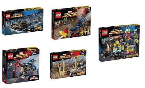 Dc Super Heroes Lego Sets Summer 2015 | toys n bricks lego news site sales deals reviews