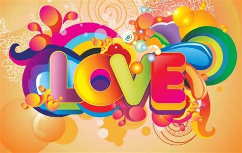 imagenes vectores colores colores de fondo el amor de vectores de arte descargar