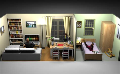 mac os x 3d home design sweet home 3d on the mac app store