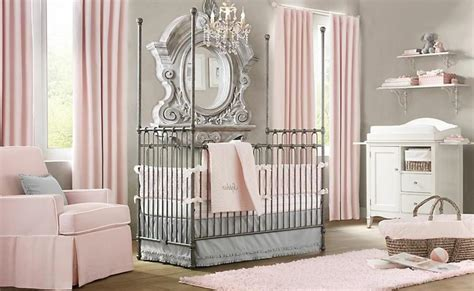 grey baby bedroom elegant pink white gray baby girl room olpos design