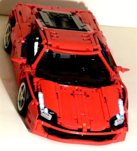 technic ferrari technic italia the car blog