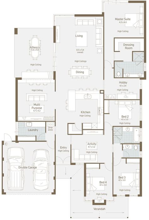 nice floor plans 25 best ideas about multipurpose room on pinterest