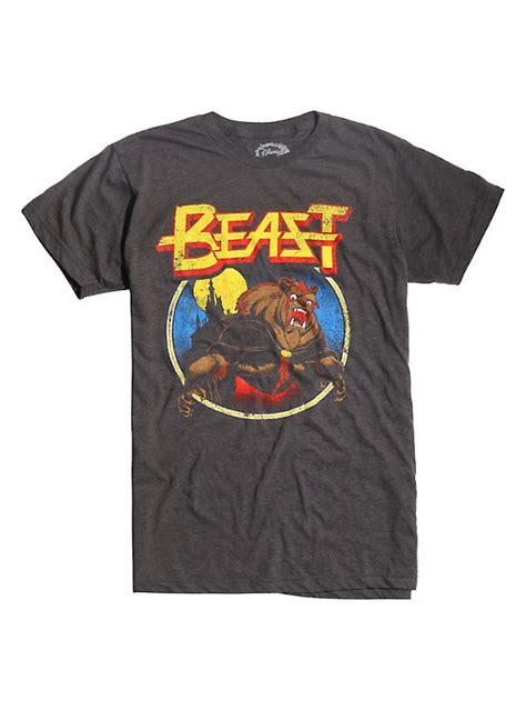 T Shirt Beast Yoseob disney and the beast metal t shirt topic