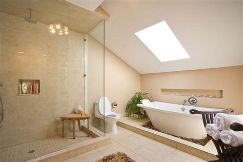 bathrooms with the stylish designs deerydesign transitional bathrooms by w2 design