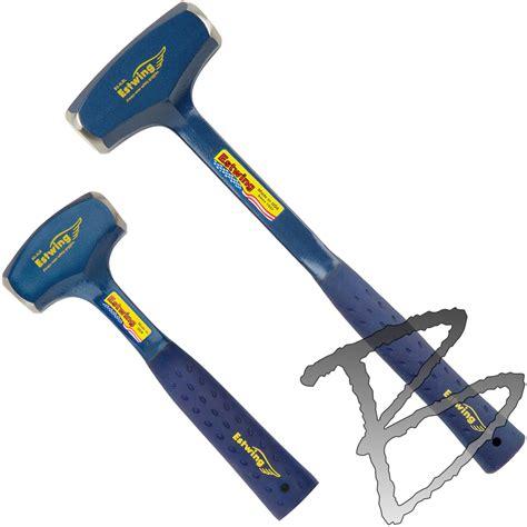 est wing estwing drilling sledge hammer 2lb 3lb 4lb hammers