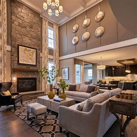 Model Home Interiors 17 Best Ideas About Toll Brothers On Luxury Homes Luxury Home Designs And