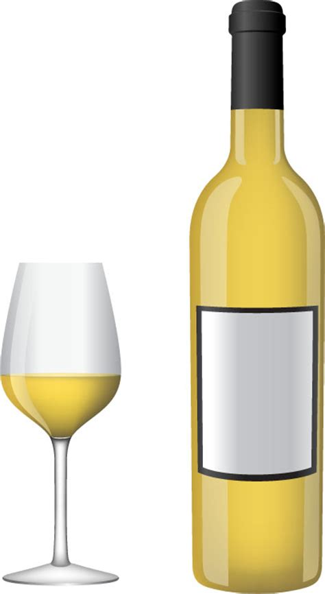 wine bottle svg white wine bottle and glasses vector free vector 4vector