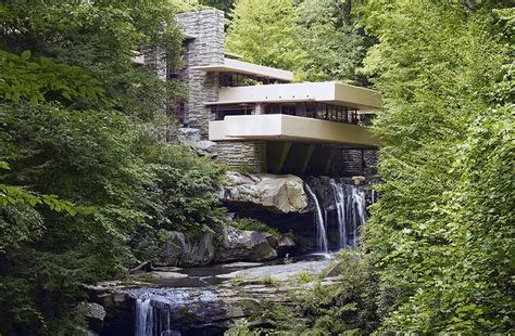 falling water architect frank lloyd wright fallingwater article khan academy