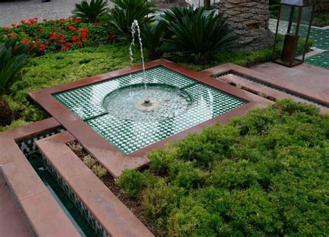 fountains for backyards water fountains for backyard pool design ideas