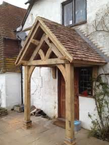 Wooden Canopy Porch by Best 20 Porch Canopy Ideas On Pinterest Porch Canopy