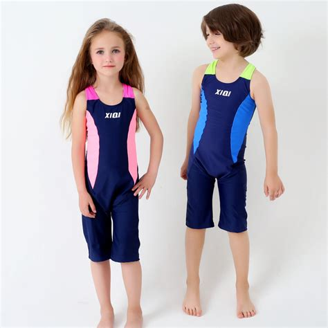 girls swimwear for kids jcpenney aliexpress com buy child sport swimwear one piece boys