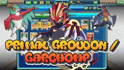 garchomp deck primal groudon ex garchomp deck tcgo
