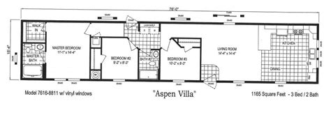 iseman homes floor plans 22 75772 54 16x76 clayton
