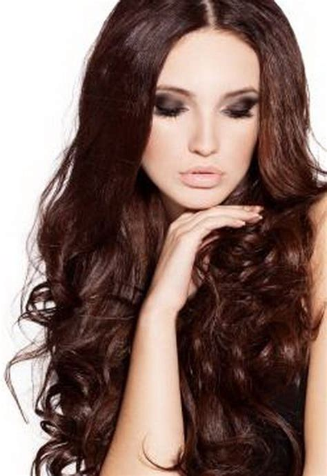 how to change from dark brown mahogany to blonde revlon dark mahogany brown hair color