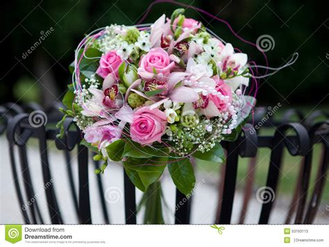 Wedding Bunch Of Flowers by Wedding Bunch Of Flowers Stock Photo Image 53193113