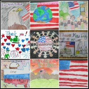 labor day arts and crafts ideas for preschool and
